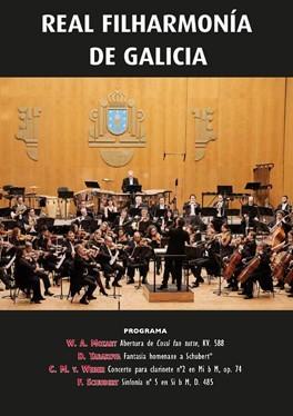Concierto Real Filharmonía de Galicia